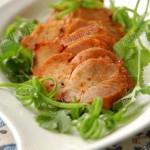 烤猪颈肉(烤箱菜)