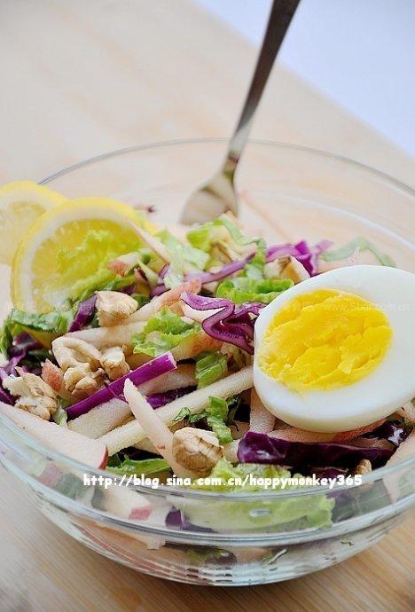 什錦蔬果沙拉