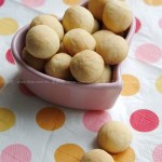 香酥奶酪球(自制零食)