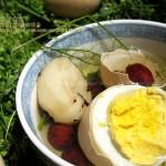地菜花煮鸡蛋(湖北家喻户晓的民间风俗)