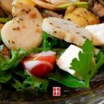 海鲜沙拉(减肥食谱)