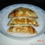 电饼铛豆角葱肉饼(电饼铛食谱)