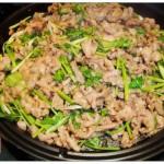 电饼铛北京烤肉(电饼铛食谱)