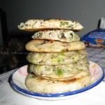 电饼铛黑芝麻葱花饼(电饼铛食谱)