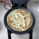 电饼铛西葫芦鸡蛋饼(电饼铛食谱)
