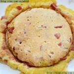 电饼铛玉米火腿饼(电饼铛食谱)