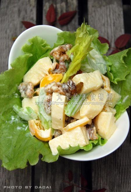 健康蔬果沙拉