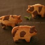 花猪饼干(自制零食)