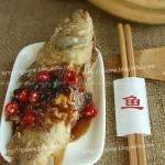 豉椒脆皮黄花鱼(海鲜家常菜)
