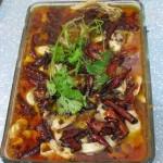 麻辣水煮魚(川菜)