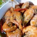 红烧啤酒大虾(海鲜家常菜)