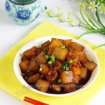 红烧海米冬瓜(减肥食谱)