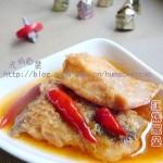 红烧黑鱼(煎鱼不破皮的妙招)