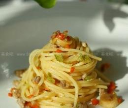人参Pasta