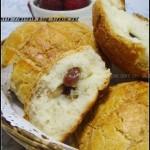 菠蘿蜜豆包(早餐食譜)