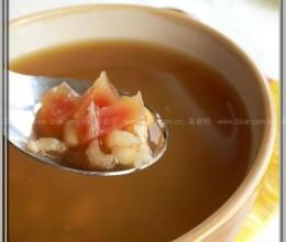 甜菜头五谷汤