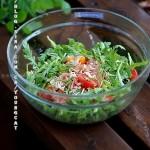 鲜蔬金枪鱼沙拉(减肥食谱)