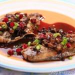 红烧平鱼(荤菜)