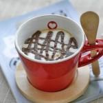 奶沫咖啡(自制饮料)