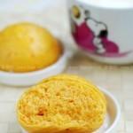 胡萝卜馒头(早餐食谱)