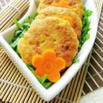 豆腐饼(荤素搭配)