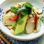 素鸡拌黄瓜(凉拌菜)