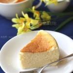 轻乳酪蛋糕(早餐食谱-太好吃了)