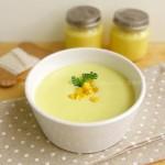 奶油玉米浓汤(早餐食谱)