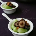 香菇油菜(素菜)
