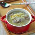 酸菜炖排骨(东北菜)
