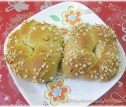 全麦蜂蜜面包