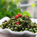 橄欖菜豌豆(米飯殺手)