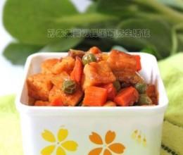 韩式辣酱豆腐