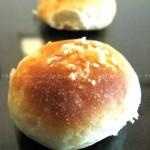 香酥粒小圆面包(早餐食谱)