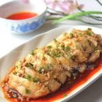 麻辣红油冷水鸡(做麻辣红油的关键是加水)