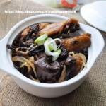 小鸡炖蘑菇(东北名菜)