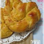 胡蘿卜椰蓉包(早餐食譜)