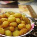 炸土豆(零食)