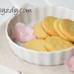 香草饼干(Vanilla sugar cookies)