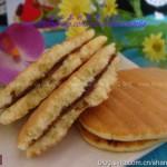 电饼铛铜锣烧(电饼铛食谱)