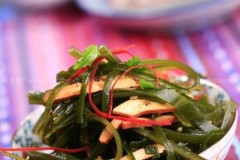 豆干海带丝