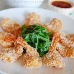 琵琶虾(海鲜家常菜)