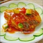 茄汁带鱼(海鲜家常菜)