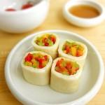 韩味蔬菜卷(早餐食谱)