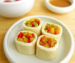 韩味蔬菜卷