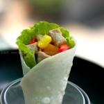 果蔬能量卷(高考食谱-专为考生度身定制的能量餐)