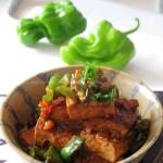 红烧臭豆腐(素菜)