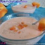 木瓜西米露(甜品-排毒养颜)