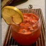 胡萝卜柠檬汁(自制饮料-清热解暑且明目养颜)