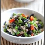 豆角肉末炒海参(海鲜家常菜)